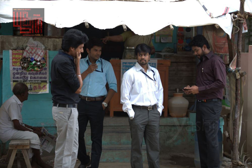 Yashmith-Yoogan-Movie-Making-Stills-09