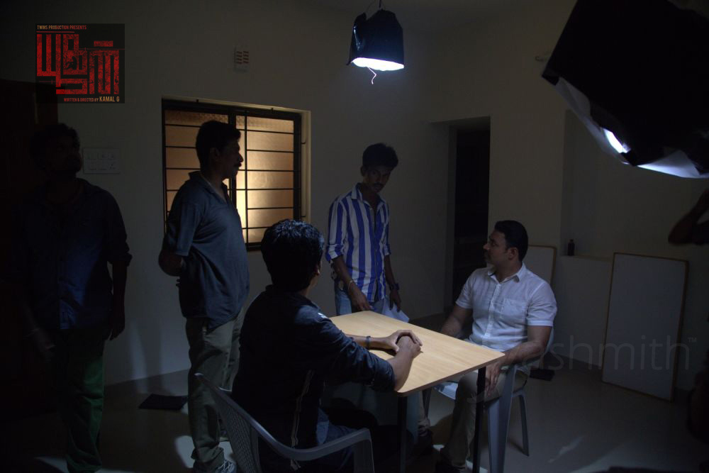 Yashmith-Yoogan-Movie-Making-Stills-10